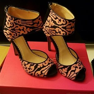Madison heels by show dazzle